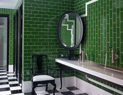 75x150mm verdant flat