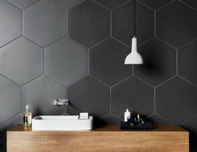 200x230x115mm hexagonal matt