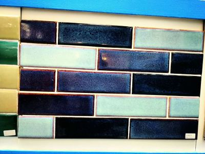 transmutation glazed tiles 60*200mm and 75*150mm