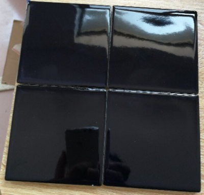 solid color glazed wall tiles