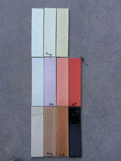 60x200mm handmade pocelain tiles (2)