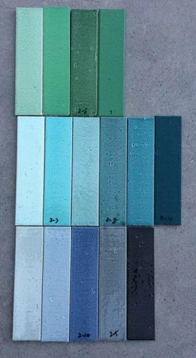 60x200mm handmade pocelain tiles