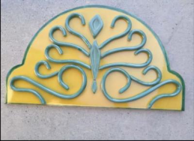 customized ceramic border tiles,decorative ceramics