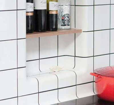 interlock tiles trim