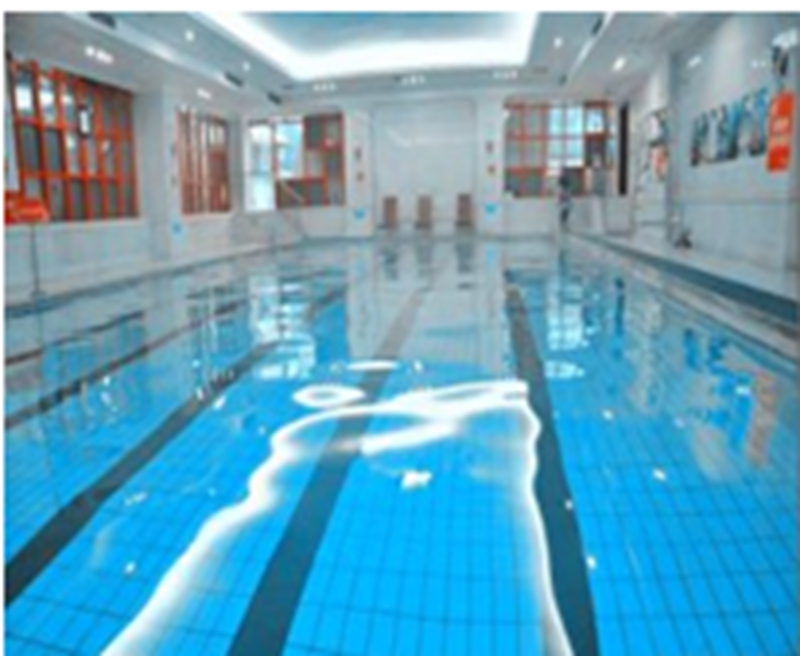 115x240mm and 119x244mm swimming pool tiles
